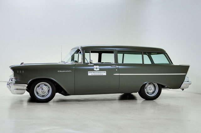 1957 1957 Chevrolet Windowed Delivery For Sale