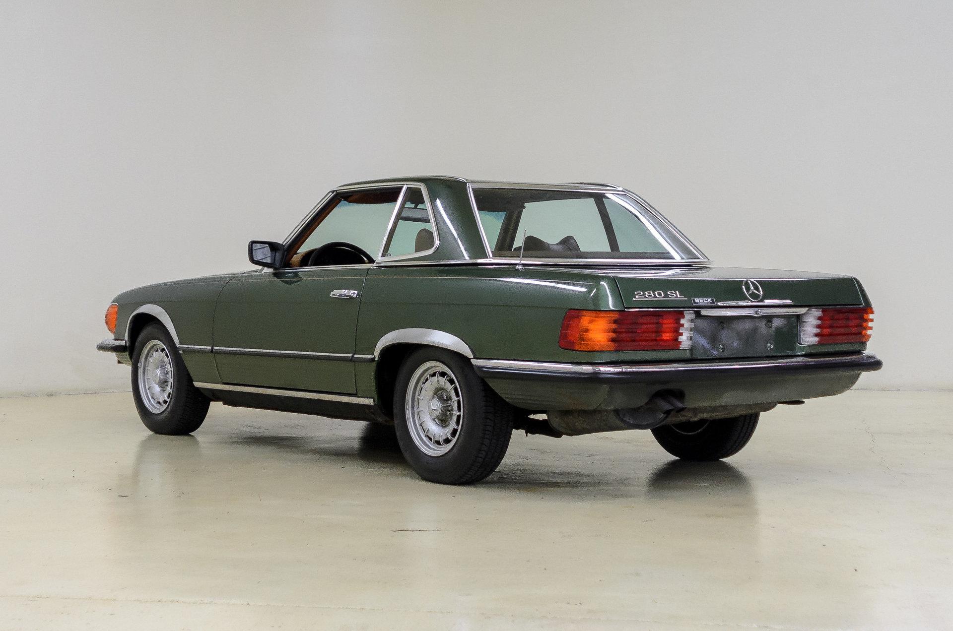 1976 Mercedes-Benz 280SL R107 for sale #92001 | MCG