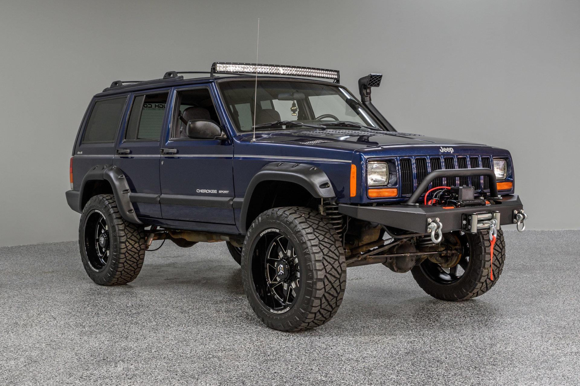 2001 Jeep Cherokee Sport For Sale 99272 Mcg