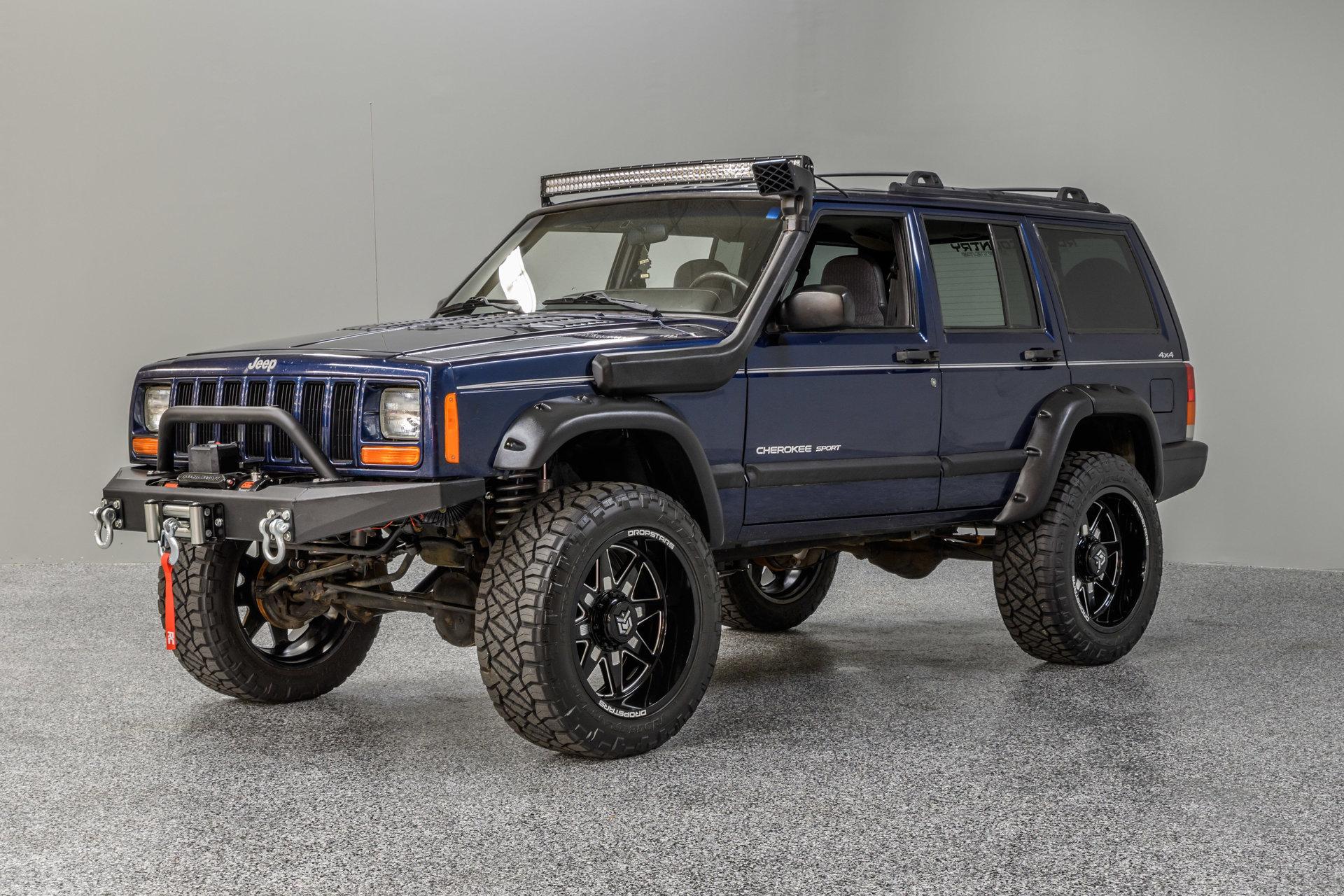 2001 jeep cherokee auto barn classic cars. Black Bedroom Furniture Sets. Home Design Ideas
