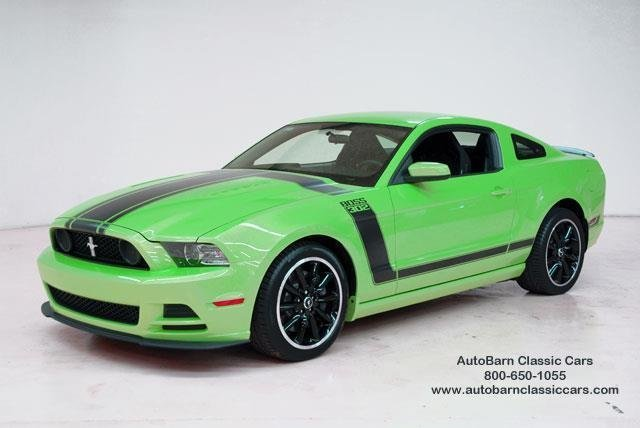 2013 2013 Ford Mustang Boss 302 For Sale