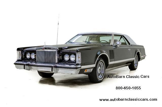 1979 lincoln continental my classic garage. Black Bedroom Furniture Sets. Home Design Ideas