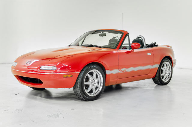 1992 Mazda Mx 5 Miata For Sale 3124 Mcg