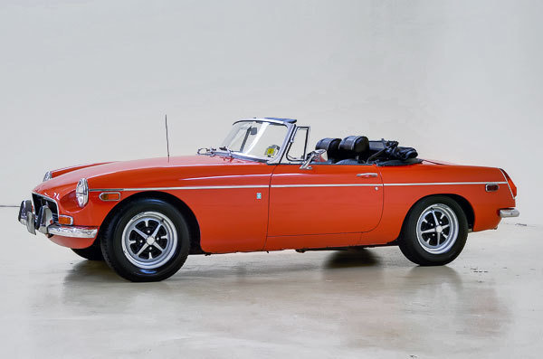 1972 1972 MG B For Sale