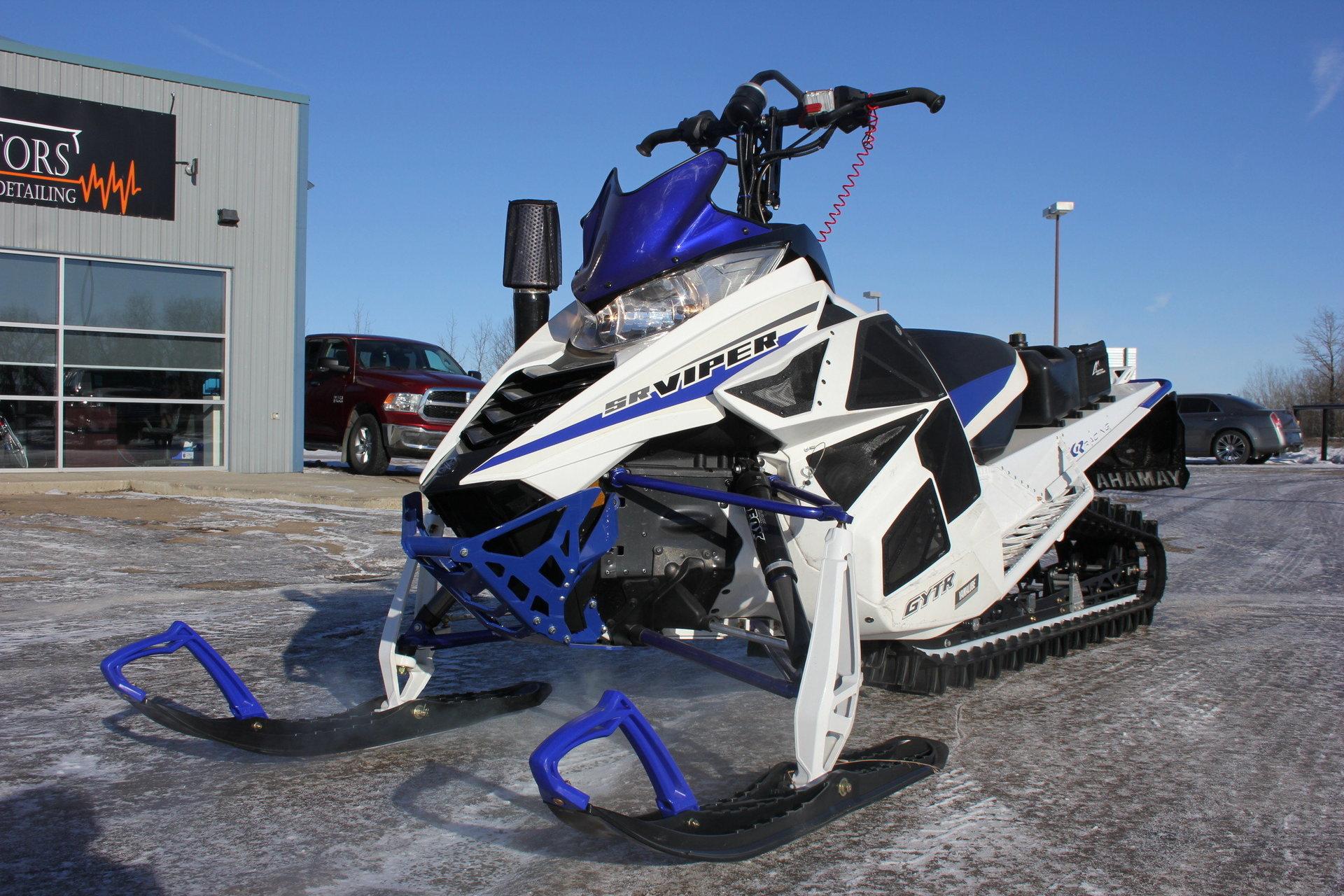 Yamaha Sr Viper Mtx