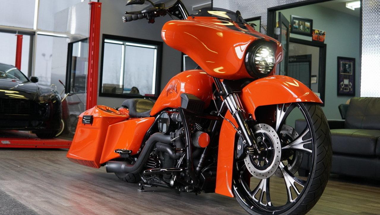 2012 harley davidson street glide custom built bagger for. Black Bedroom Furniture Sets. Home Design Ideas