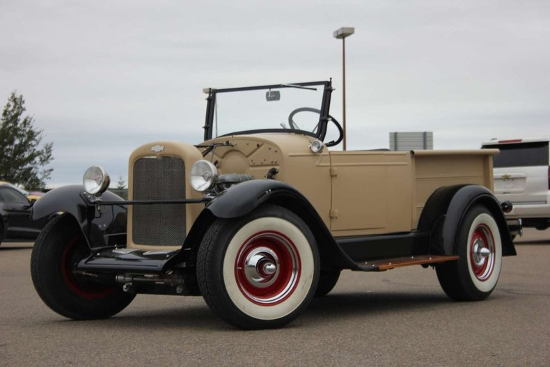 1930 Chevrolet Roadster Classic Pickup For Sale 67041 Mcg