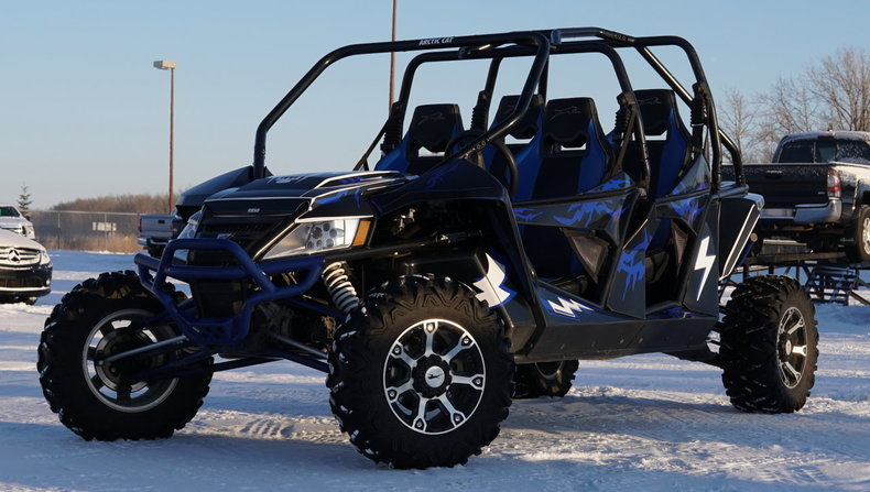 2014 Arctic Cat Wildcat