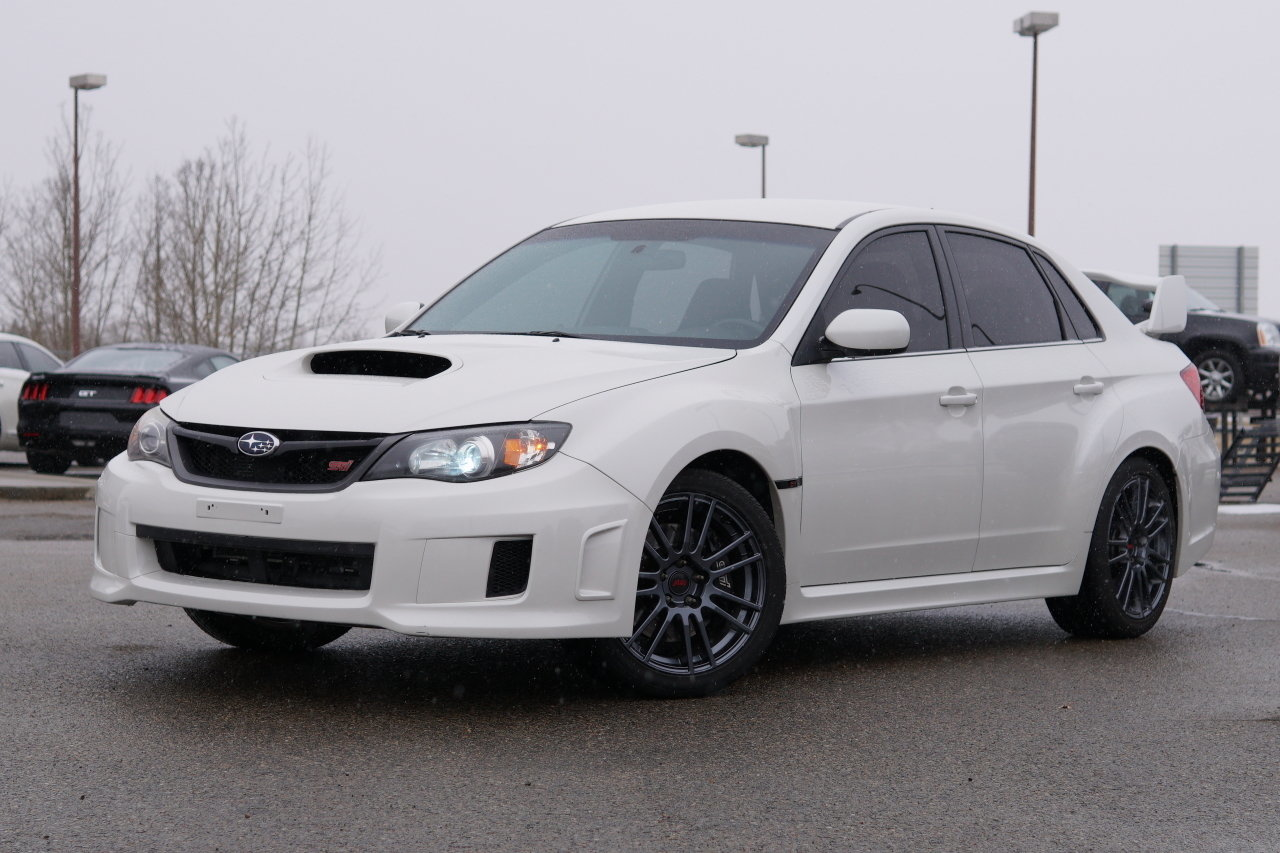 2013 subaru impreza wrx sti for sale 71222 mcg. Black Bedroom Furniture Sets. Home Design Ideas