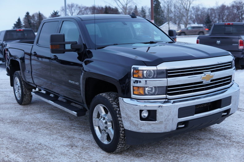 2015 chevrolet silverado 2500hd lt crew cab for sale 71311 mcg. Black Bedroom Furniture Sets. Home Design Ideas