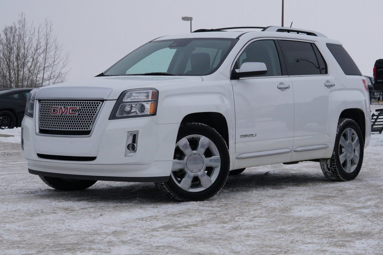 2013 gmc terrain denali awd for sale 73539 mcg. Black Bedroom Furniture Sets. Home Design Ideas