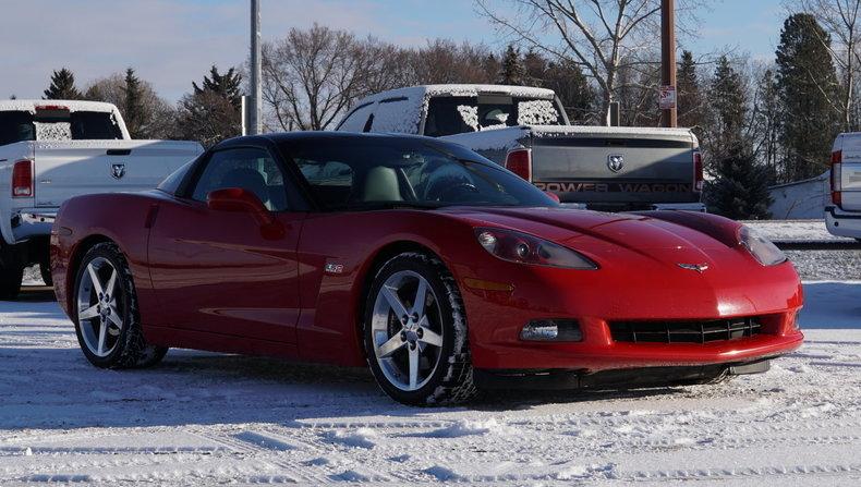 2005 chevrolet corvette 3lt ls2 for sale 76633 mcg. Black Bedroom Furniture Sets. Home Design Ideas