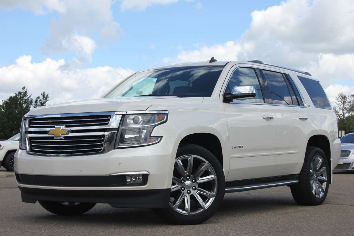 2015 chevrolet tahoe ltz for sale 67045 mcg. Black Bedroom Furniture Sets. Home Design Ideas