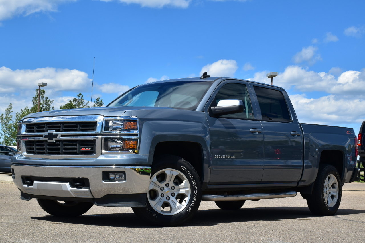 2015 chevrolet silverado 1500 crew cab 4wd z71 for sale 78423 mcg. Black Bedroom Furniture Sets. Home Design Ideas