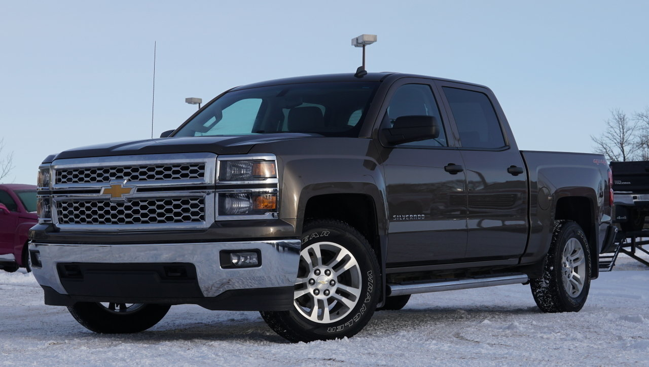 2014 chevrolet silverado 1500 my classic garage. Black Bedroom Furniture Sets. Home Design Ideas