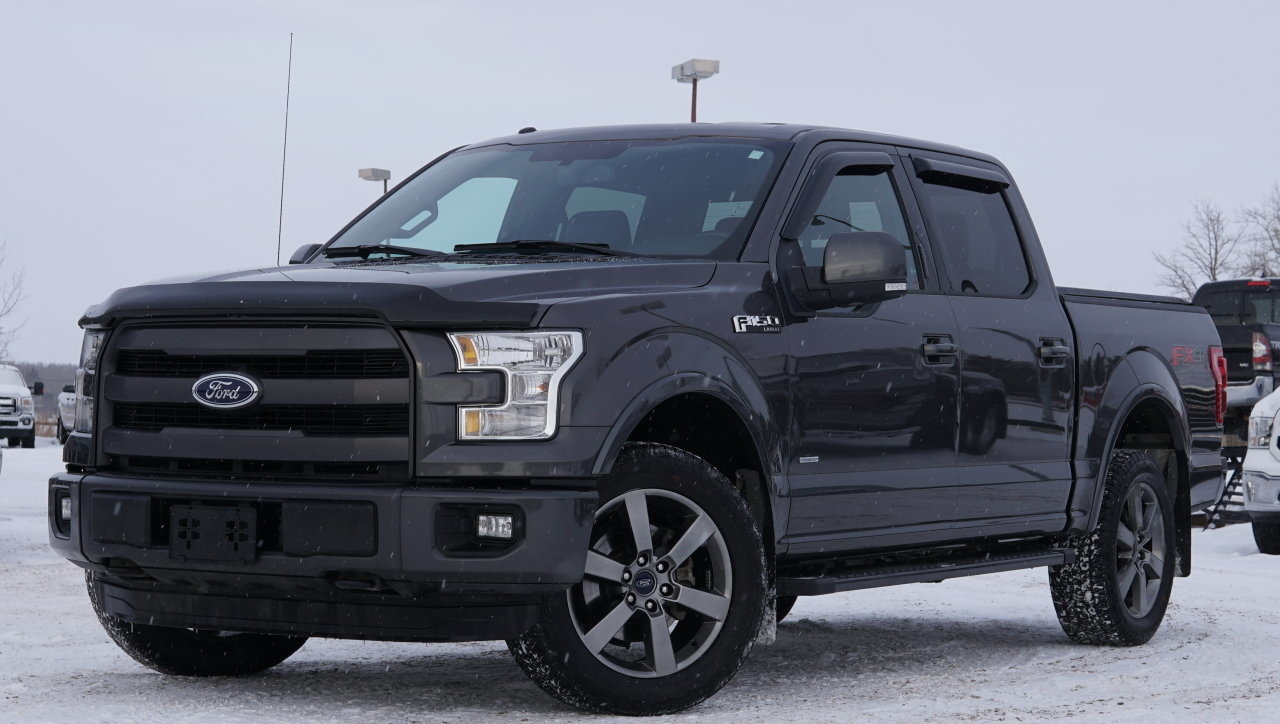 2015 ford f 150 crew cab lariat 4wd for sale 79304 mcg. Black Bedroom Furniture Sets. Home Design Ideas