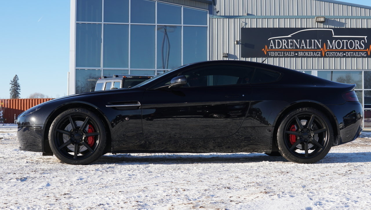 Aston Martin V Vantage Adrenalin Motors - 2007 aston martin vantage
