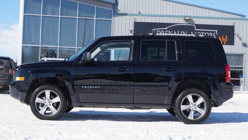 2016 jeep patriot high altitude fully loaded 4wd for sale 82699 mcg. Black Bedroom Furniture Sets. Home Design Ideas