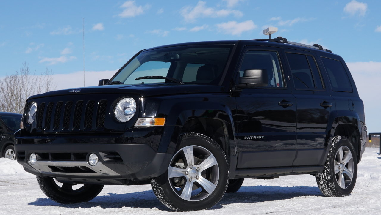2016 jeep patriot high altitude fully loaded 4wd for sale. Black Bedroom Furniture Sets. Home Design Ideas