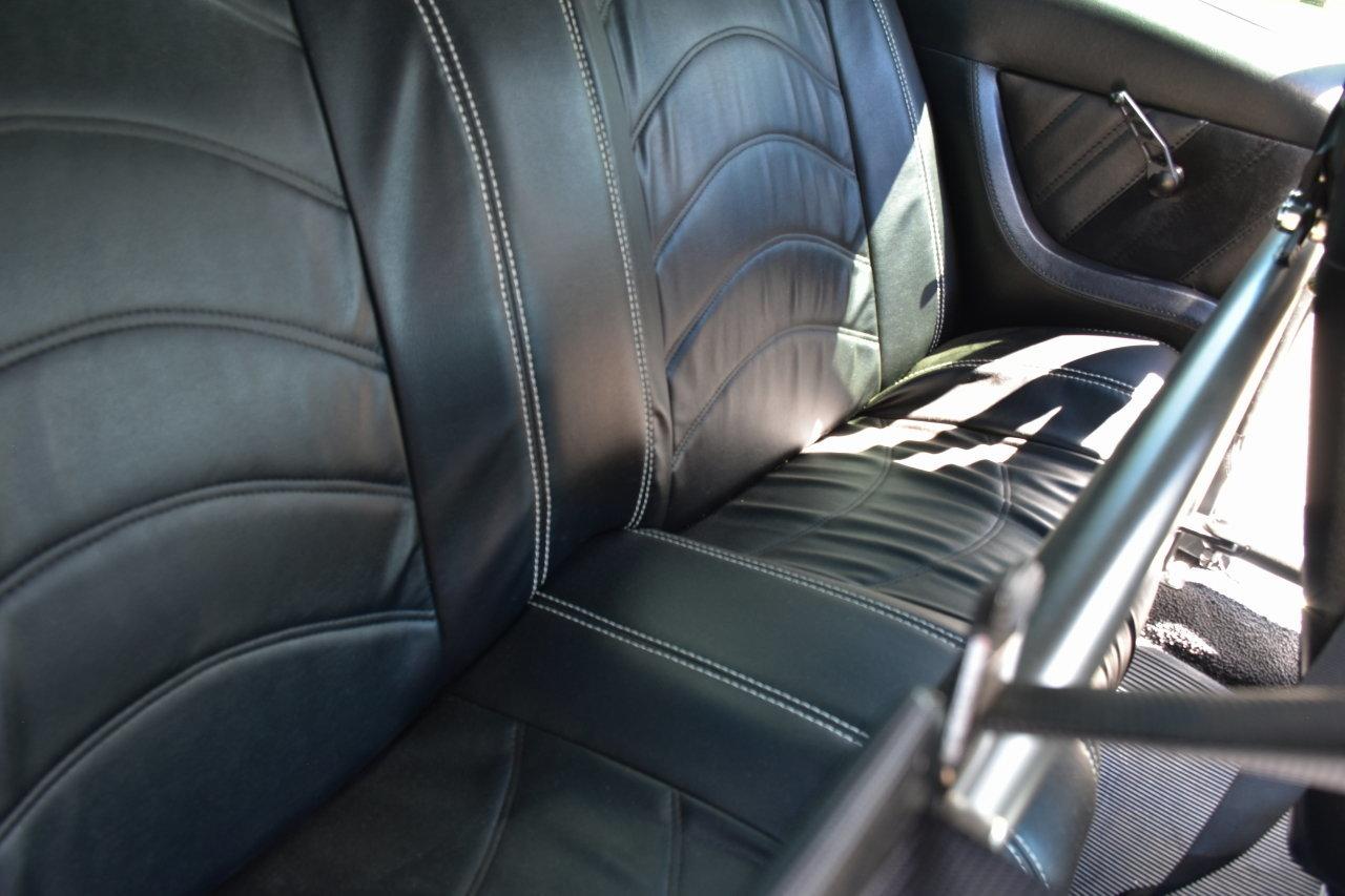 1968 Chevrolet Camaro Adrenalin Motors Chevy Seat Belt