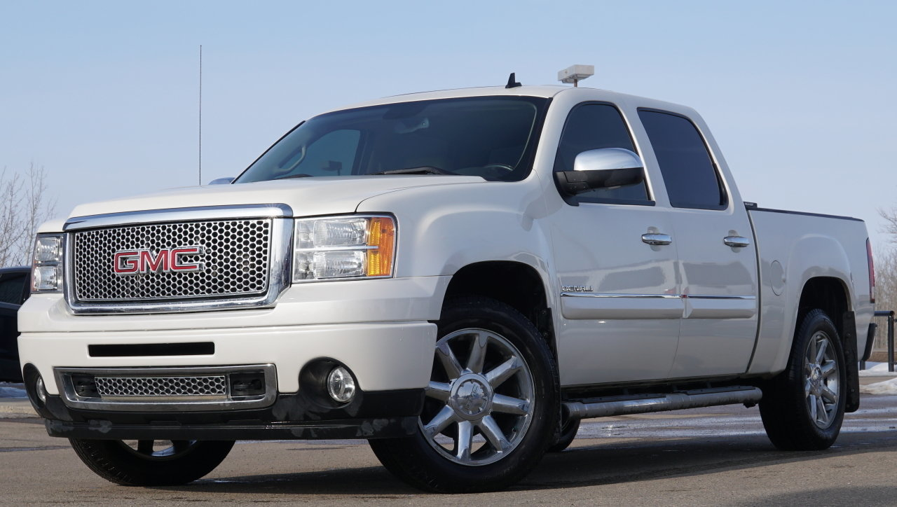 2013 gmc sierra 1500 supercharged denali awd for sale 83882 mcg. Black Bedroom Furniture Sets. Home Design Ideas