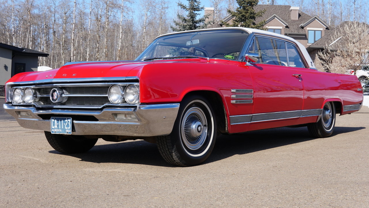 63304a8c659d hd 1964 buick wildcat 445