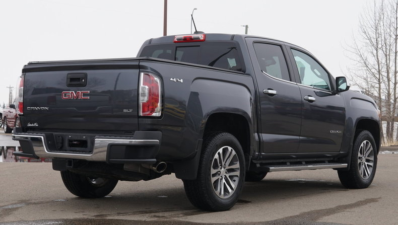 2016 GMC Canyon STL CREW CAB 4WD for sale #84816 | MCG