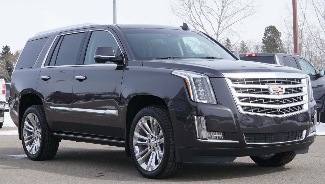 2018 cadillac escalade premium luxury 4wd for sale 84885. Black Bedroom Furniture Sets. Home Design Ideas