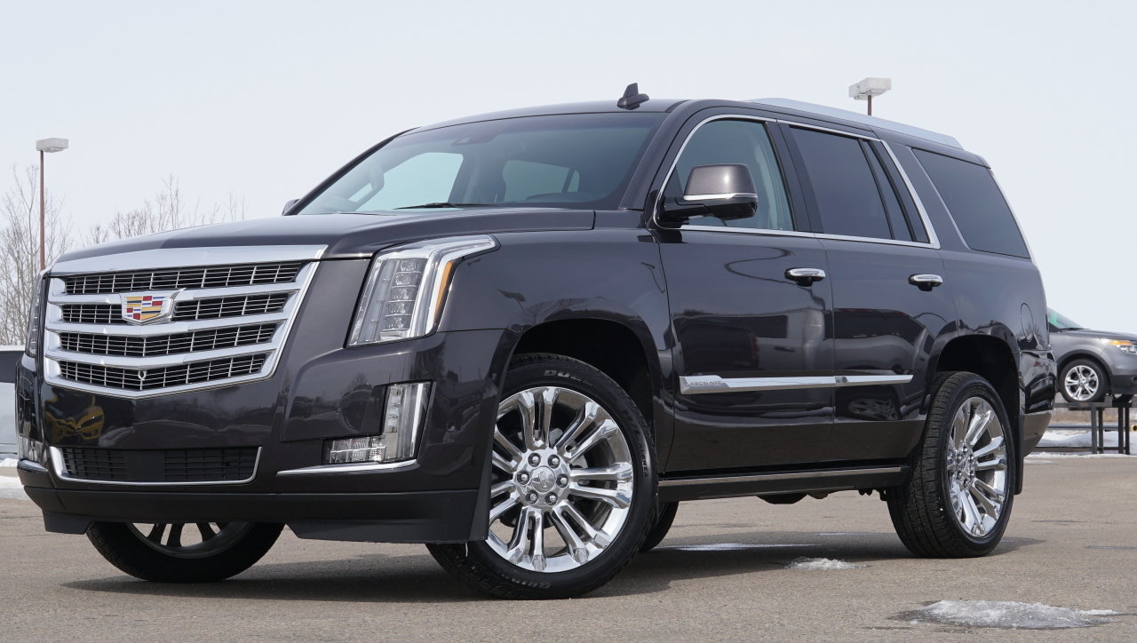 2018 Cadillac Escalade Premium Luxury 4wd For Sale 84885