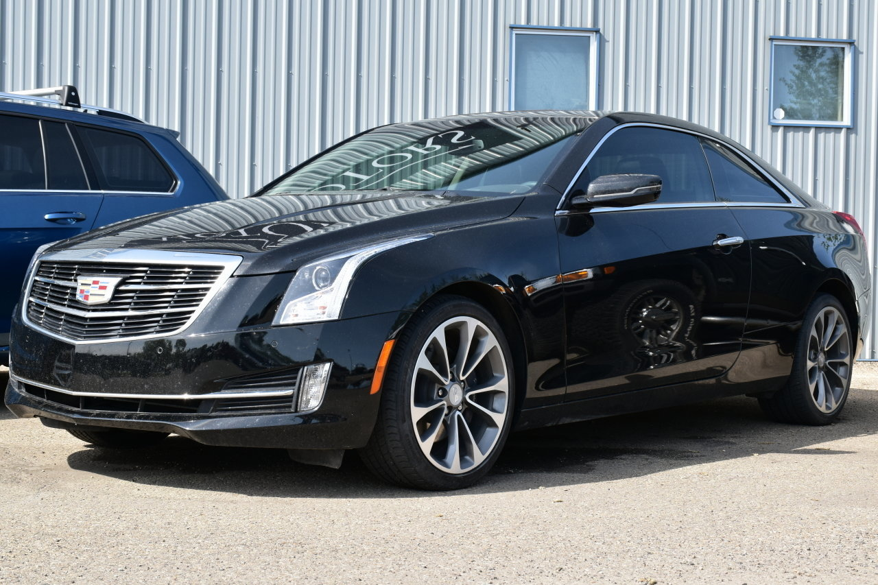 2015 cadillac ats coupe 2 0l turbo performance awd for sale 85122 mcg. Black Bedroom Furniture Sets. Home Design Ideas