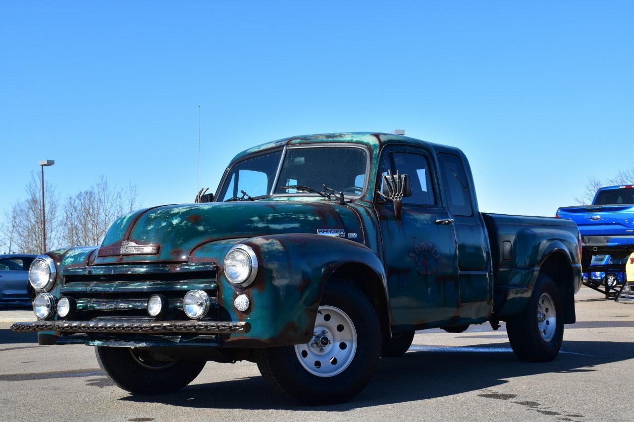 681427b76e45 hd 2004 ford ranger 1952 chevy custom