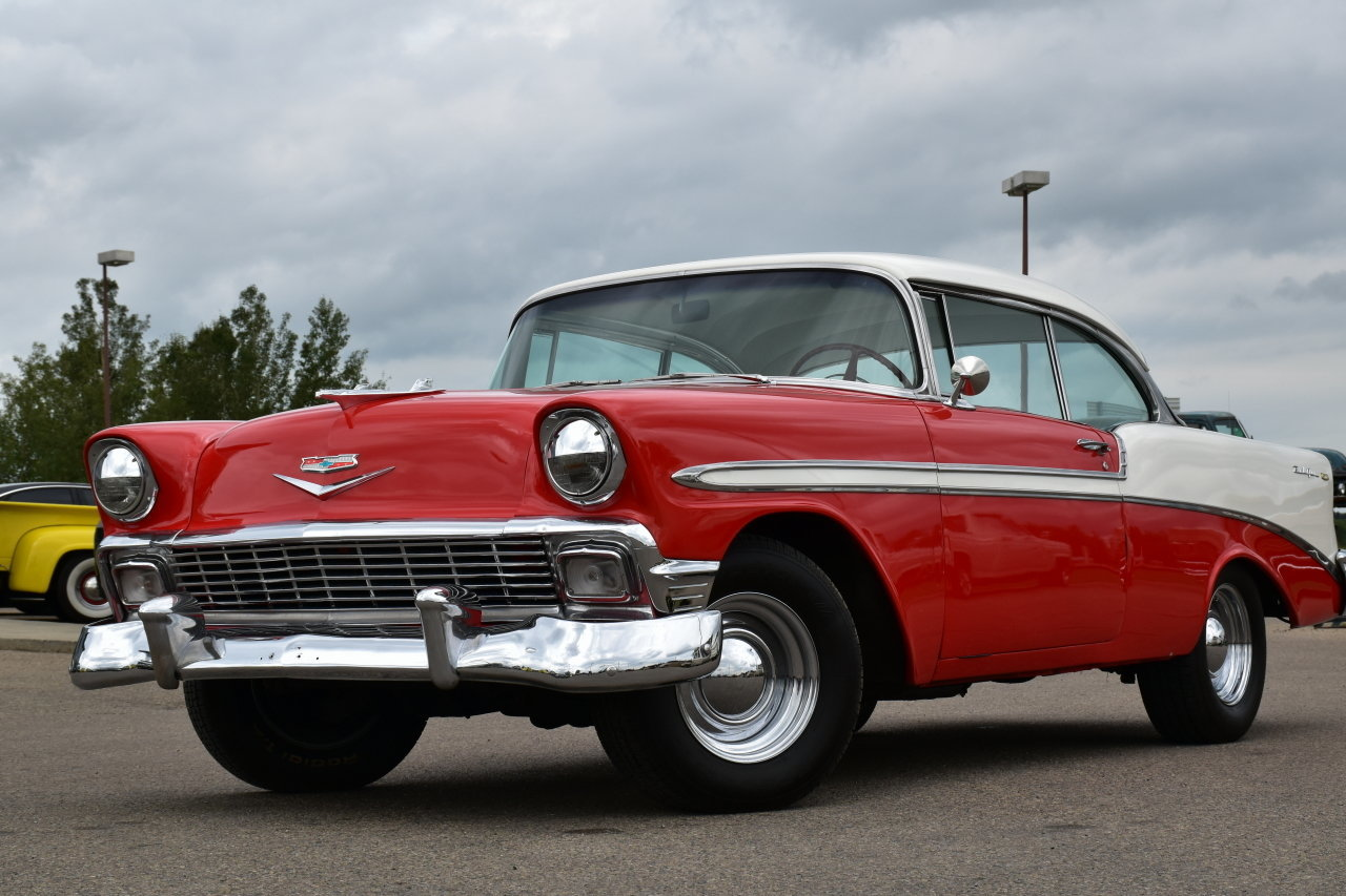 9035d2f48dea hd 1956 chevrolet belair 2 door