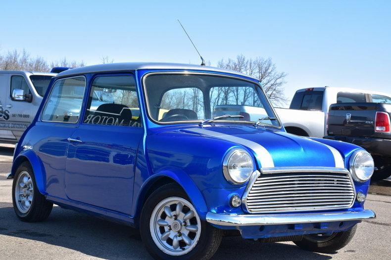 1984 Mini Cooper Mark V