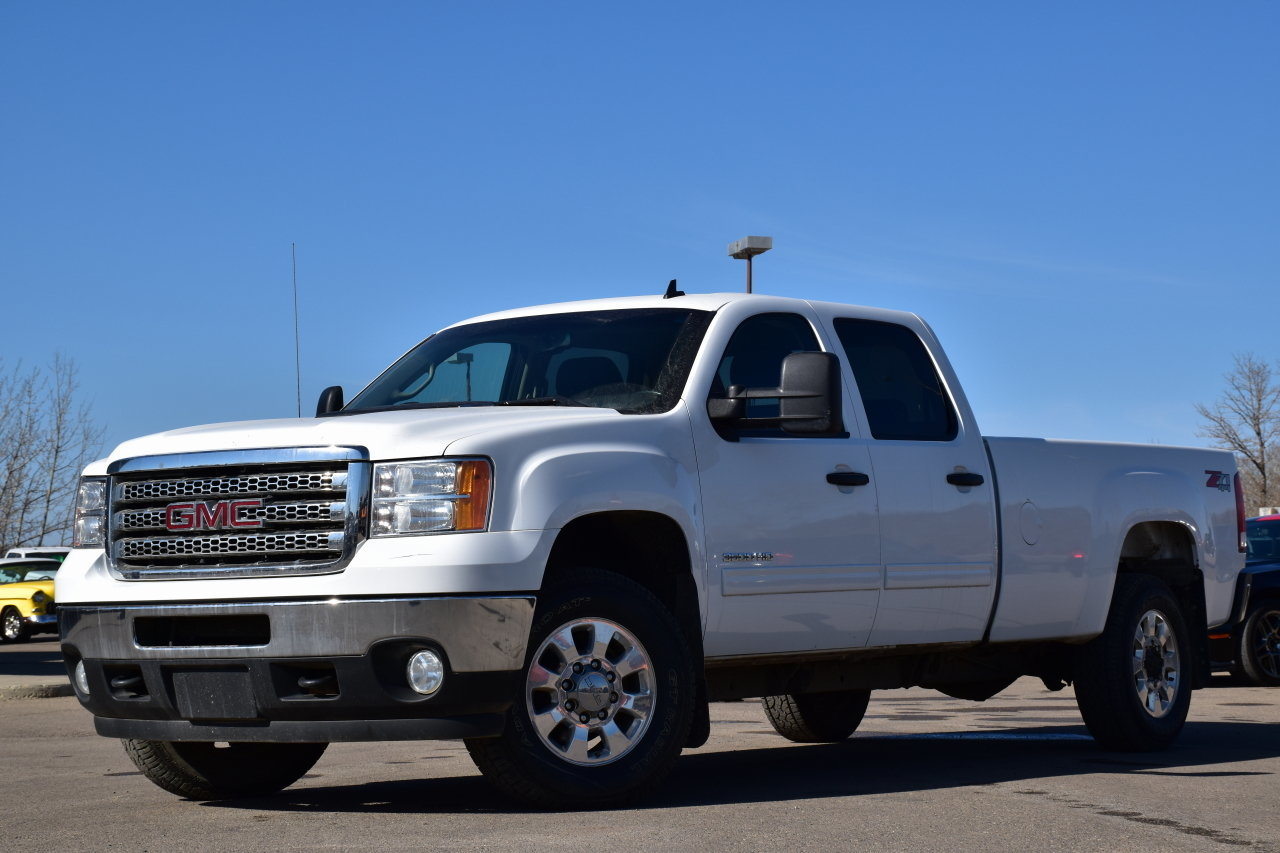 2013 gmc sierra 3500hd crew cab long box 4wd sle for sale. Black Bedroom Furniture Sets. Home Design Ideas
