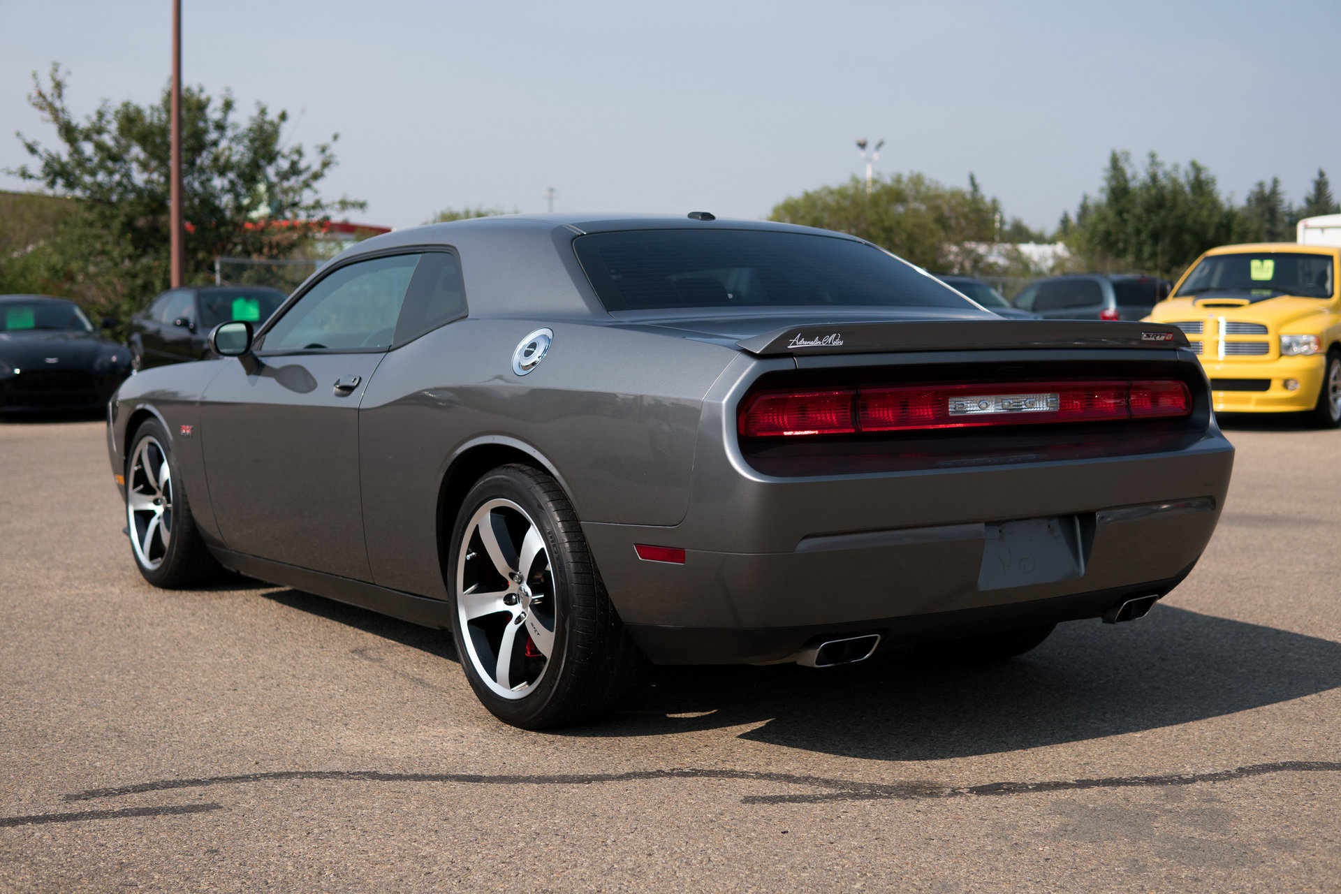 2012 dodge challenger srt 8 for sale 67054 mcg. Black Bedroom Furniture Sets. Home Design Ideas