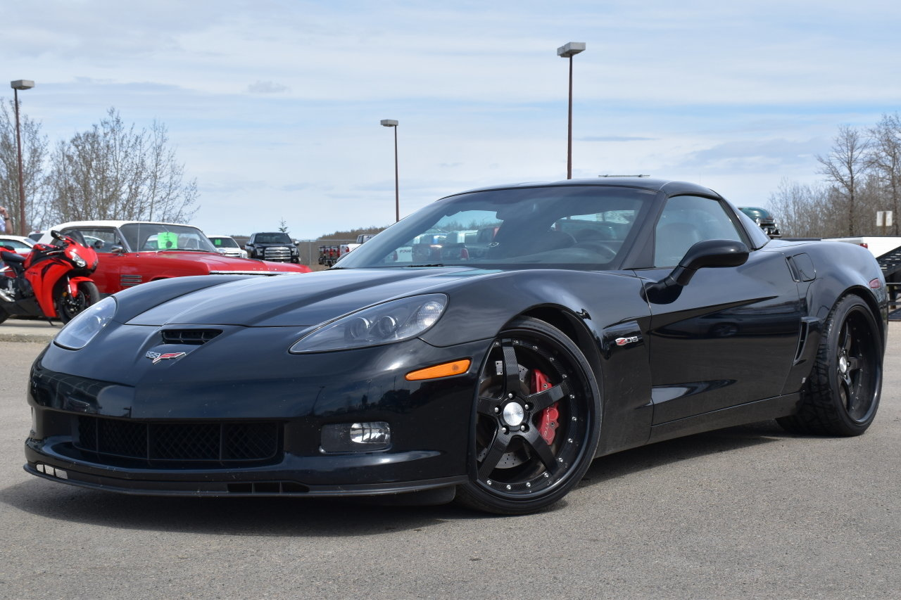 2007 chevrolet corvette z06 coupe for sale 87859 mcg. Black Bedroom Furniture Sets. Home Design Ideas