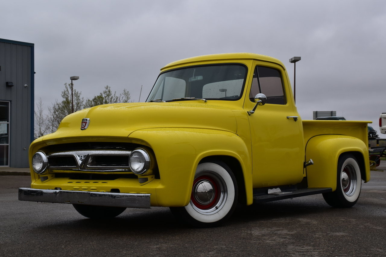 74091a0ed4e9 hd 1953 ford f100 step side