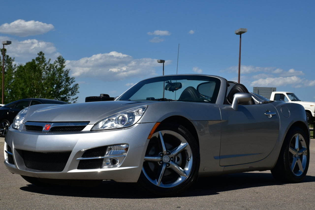 2007 saturn sky 2 door convertible for sale 88879 mcg. Black Bedroom Furniture Sets. Home Design Ideas