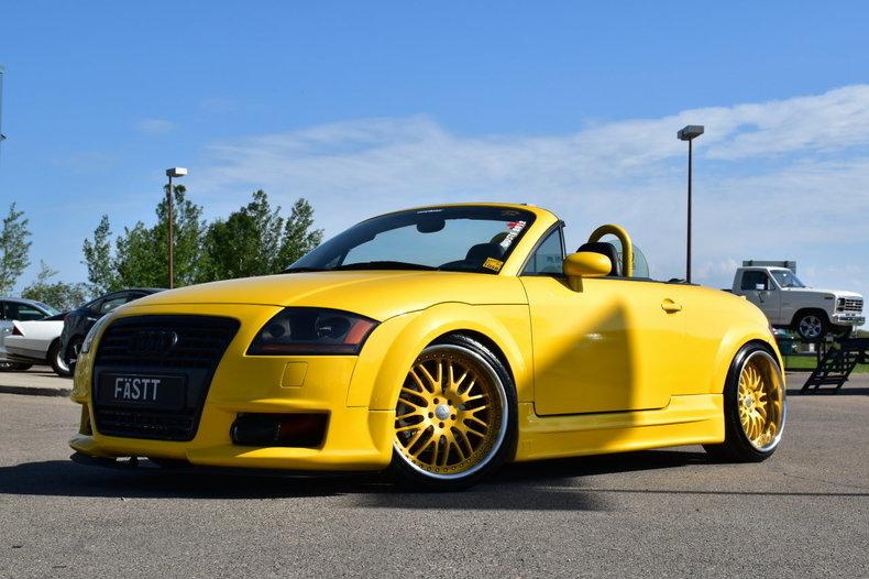 Audi TT Adrenalin Motors - Audi custom
