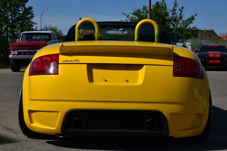 2002 Audi Tt Adrenalin Motors