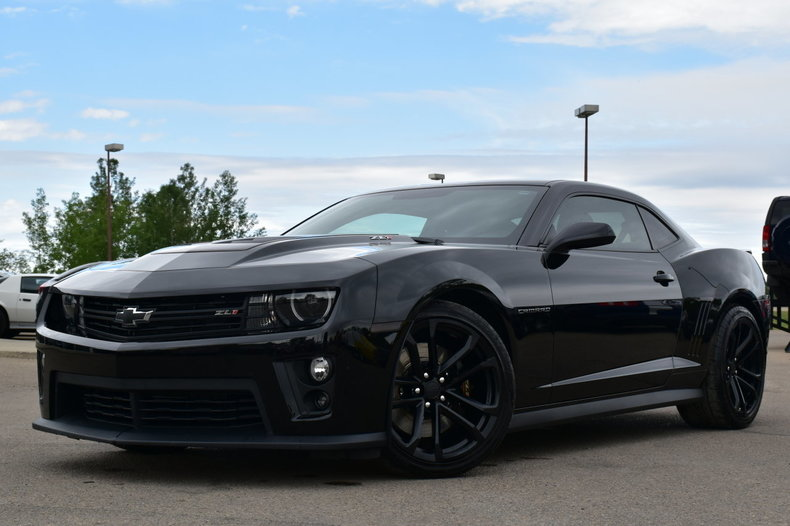 2014 chevrolet camaro zl1 coupe for sale 89367 mcg. Black Bedroom Furniture Sets. Home Design Ideas