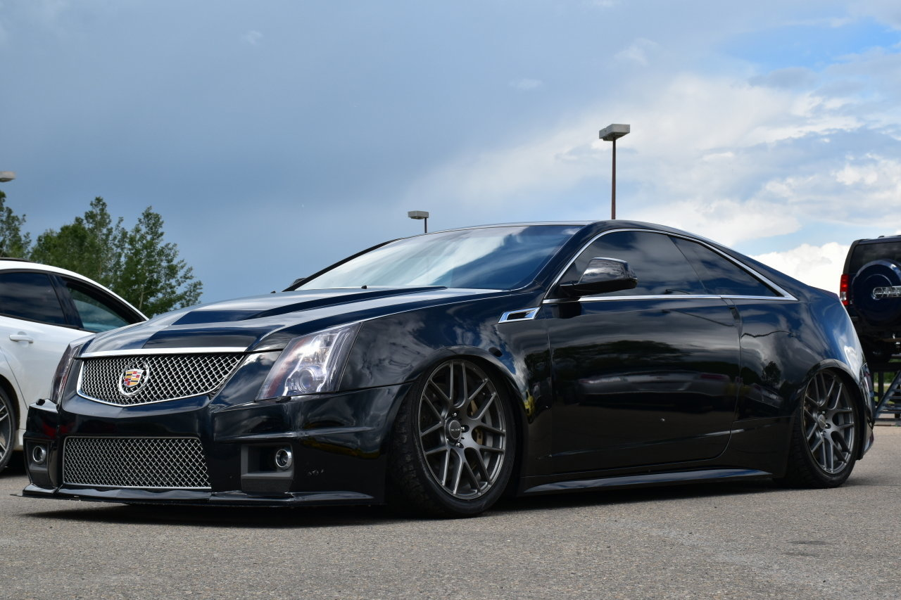 8043c89e5c62 hd 2011 cadillac cts v coupe supercharged 2dr