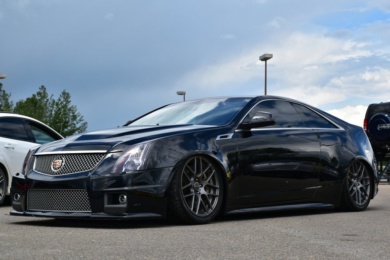 2011 cadillac cts v coupe supercharged 2dr for sale 91757 mcg. Black Bedroom Furniture Sets. Home Design Ideas