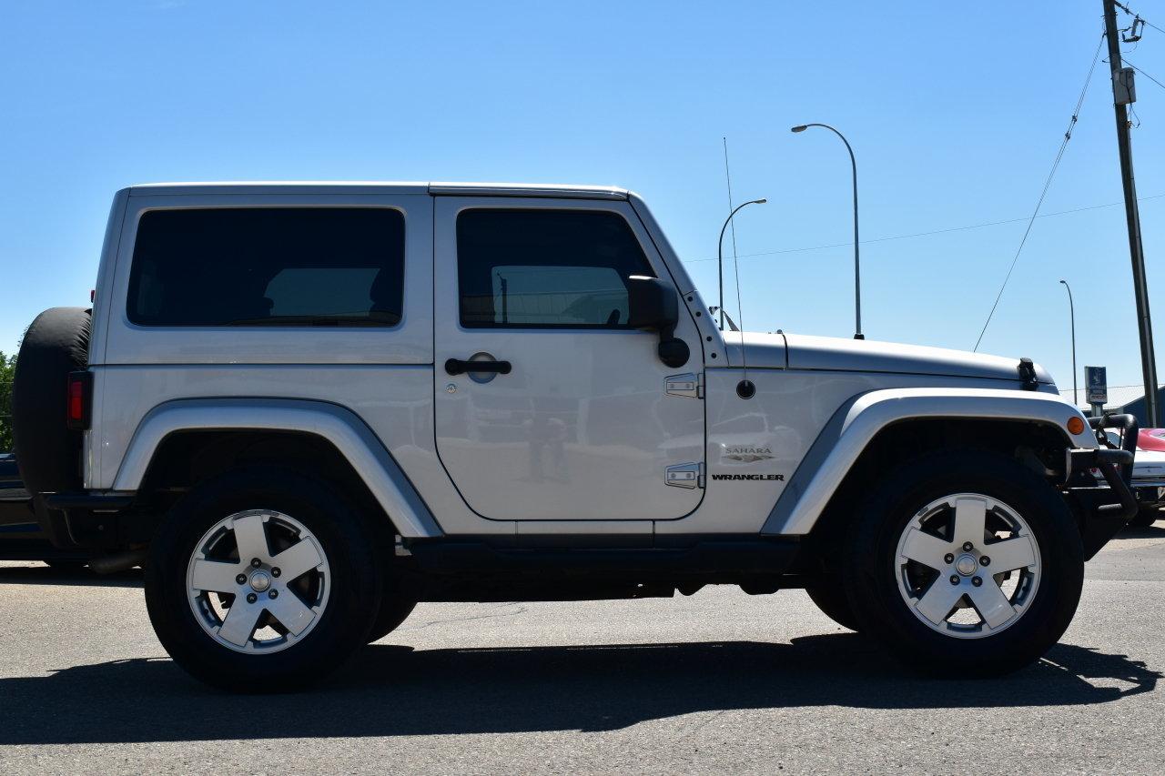 2011 Jeep Wrangler Adrenalin Motors
