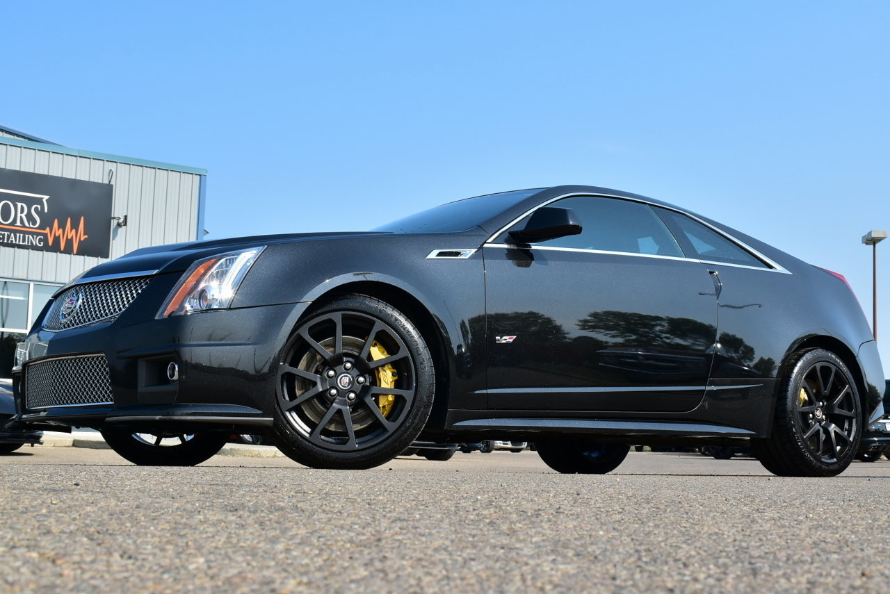 2012 Cadillac Cts V Coupe 2 Door For Sale 93269 Mcg