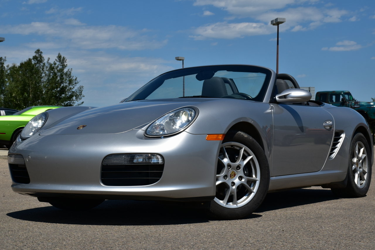 8470fb7f40d0 hd 2005 porsche boxster roadster convertible