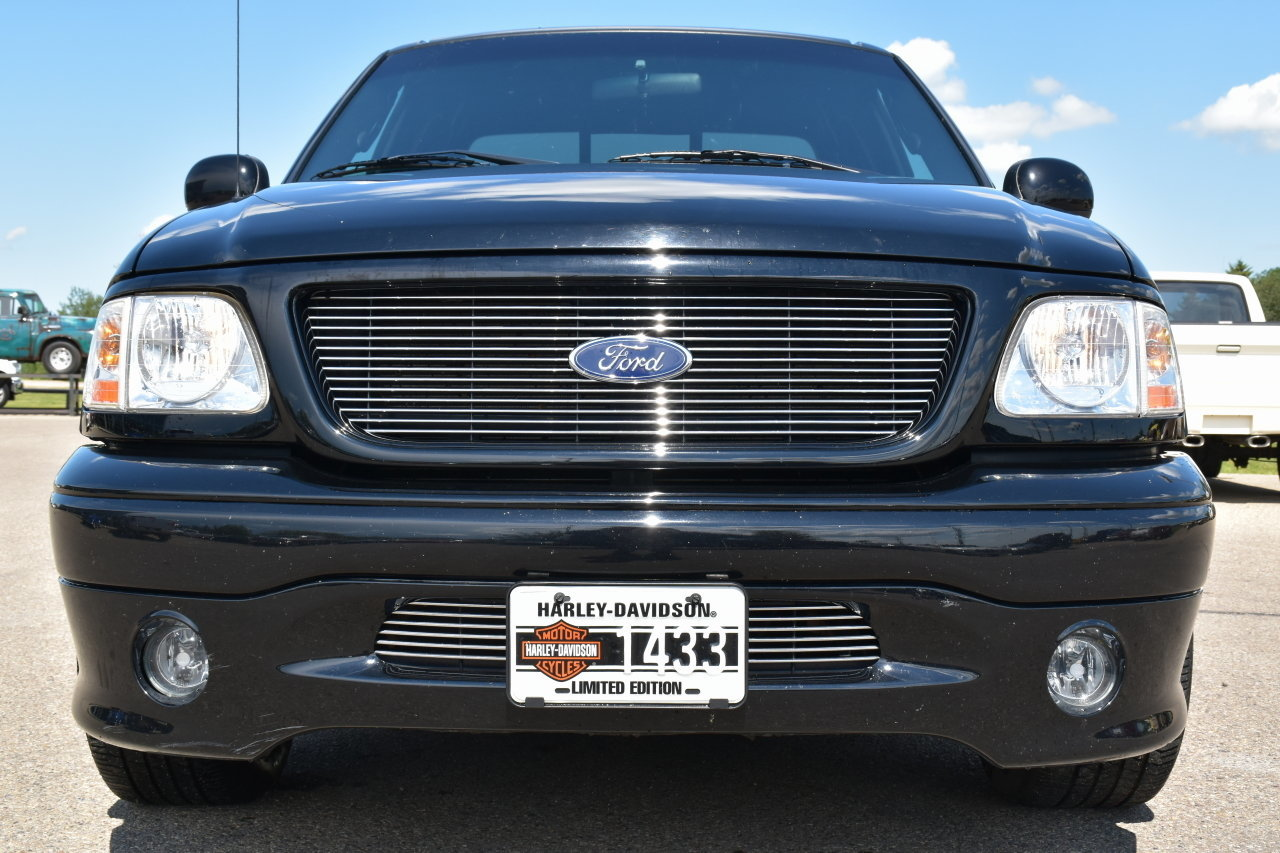 2000 Ford F 150 Harley Davidson Limited Edition For Sale 94400 Mcg F150