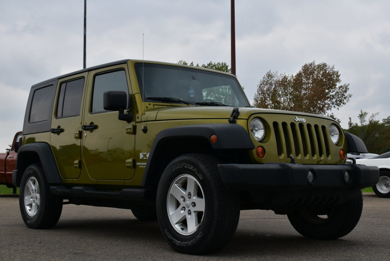 2007 Jeep Wrangler 2007 Jeep Wrangler 2007 Jeep Wrangler ...