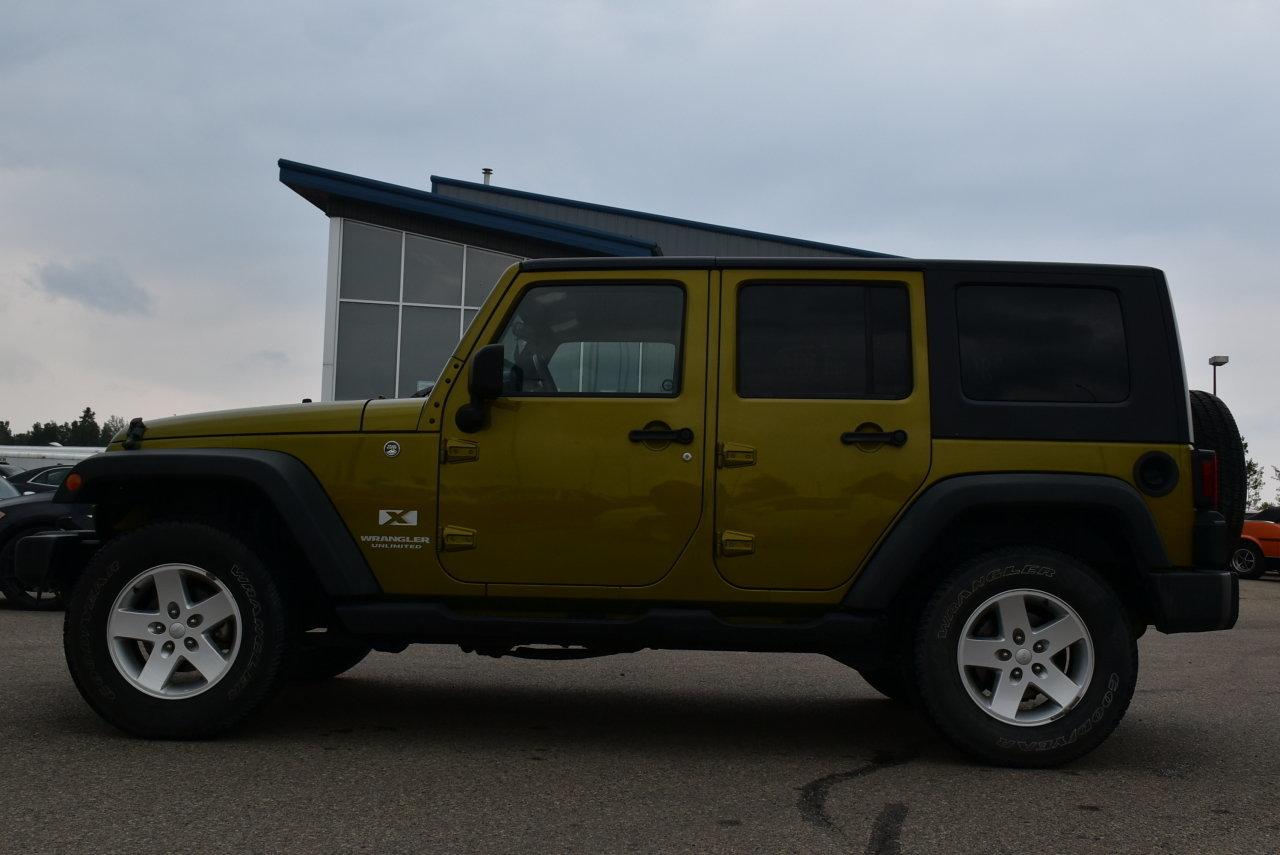 ... 2007 Jeep Wrangler ...