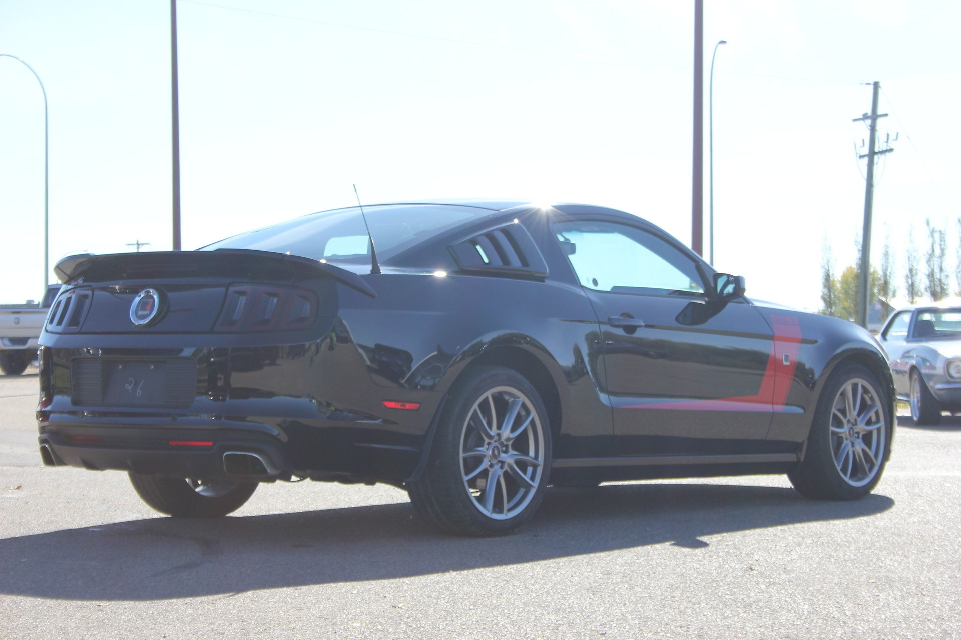 2013 ford mustang roush 585r supercharged for sale. Black Bedroom Furniture Sets. Home Design Ideas